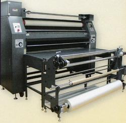 Automstic-Recovering Roll Press