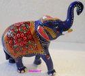 Meenakari Elephant