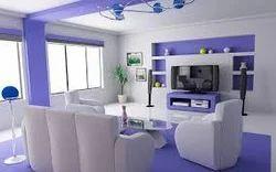 Fancy Hall Interior Designing