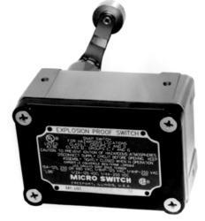 Honeywell Explosion Proof Limit Switch