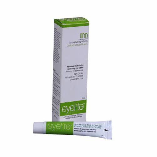 Finn Cosmeceuticals Eyelite Dark Circles Correcting Cream Tube