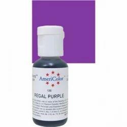 Americolor Regal Purple Icing Colour - Gel Paste Color