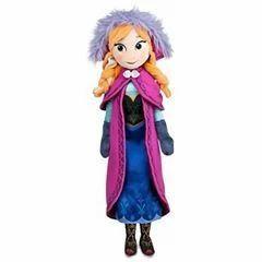 40cm Elsa And Anna Soft Toy