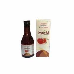 Lycopene Vitamins Zinc Syrup