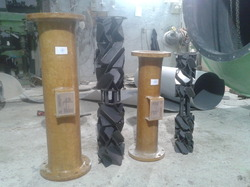 FRP Static Mixers