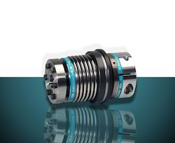 Torque Limiter with Metal Bellows Couplings