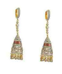 Gold Jhumkas Gold Jhumka Suppliers Traders Amp Manufacturers