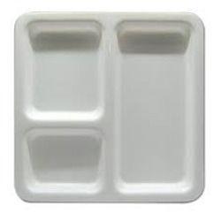 Acrylic Pav Bhaji Plate