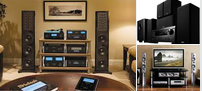 Commercial Audio System