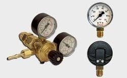 Back Pressure Brass Regulator (All Gases)