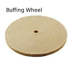 Glass Grade Buffing Wheel 25mm Thick
