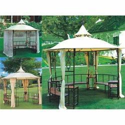 Iron Outdoor Gazebo
