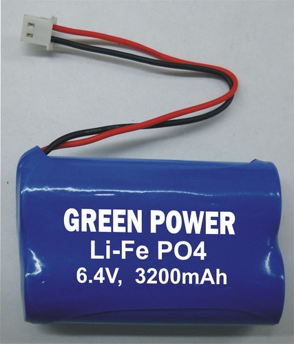 GREEN POWER LiFePO4 Battery Packs