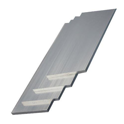 Aluminium Flat Bars 2000 25 mm x 3 mm x 2000 mm