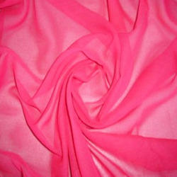 poly voile fabric