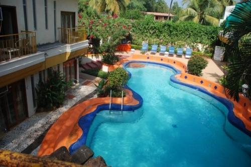 Estrela Do Mar Beach Resort Goa 3 Star