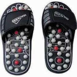 Acupressure Footwear (Paduka- Spring Sandal)