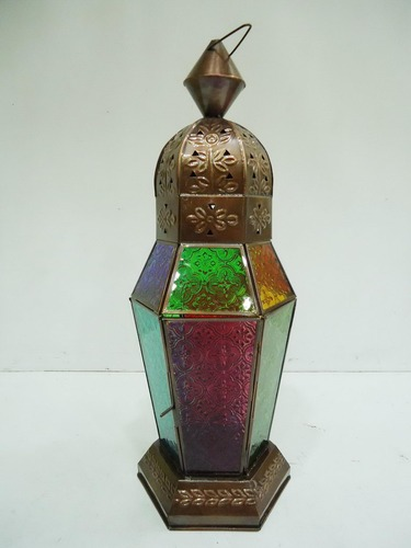 Multicolor Moroccan Lanterns