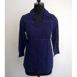 Ladies Slim Shirt