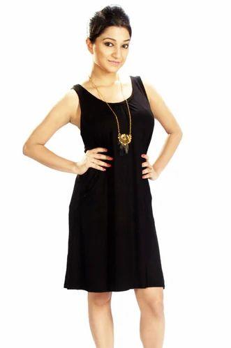 Black Crisscross Backless Dress - Funkred Fashions Llp 5289dcee8