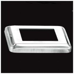 SS Square Concealed Cover