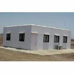 GRP Prefab Shelter