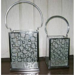Designer Metal Lanterns