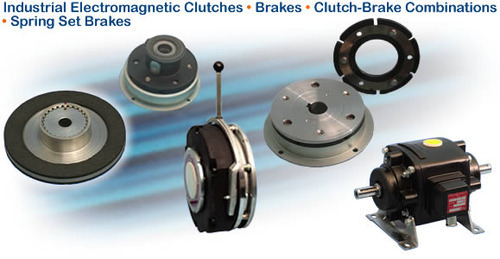 Electromagnetic Brakes And Clutches Electromagnetic