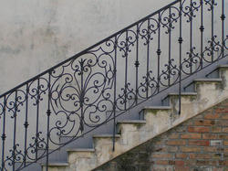 Iron Railings