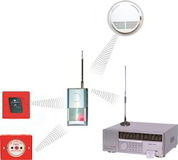 RISEC Wireless Fire Alarm System