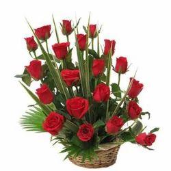 Flowers Gift Basket  sc 1 st  IndiaMART & Flowers Gift Basket at Rs 300 /piece   Holiday Gift Basket   ID ...