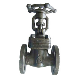 Forged Carbon Commercial Valve