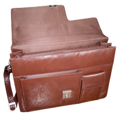 Briefcase and Folios