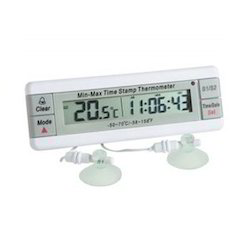 Freezer Thermometer Alarm