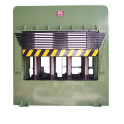 Hydraulic Hot Press for Flush Door & Particles Boards