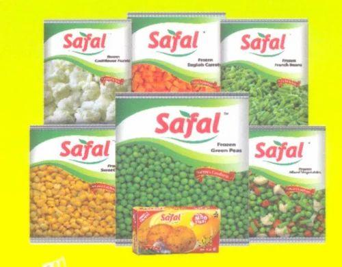 Frozen Products - Safal Frozen Green Peas,Sweet Corn