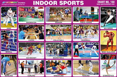 indoor games and sports