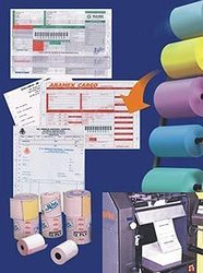 Reel and Roll Form Paper