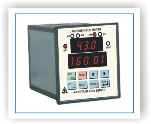 Ampere Hour Meter with Three Doser Control - IM 2509