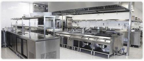 Stainless Steel Kitchen Equipment Moraya Systems Pune