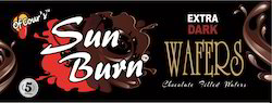 Sunburn Double Dark Chocolate Wafer