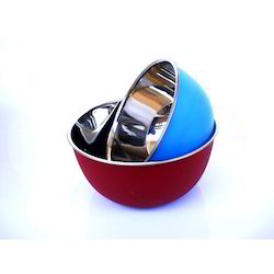 Color Stainless Steel Bowl