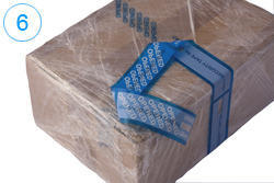 HHV Label Lock Tapes