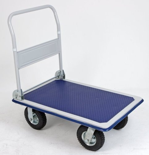 Solutions Packaging Manual,Hand Foldable Hand Truck MS Body, Model  Name/Number: PH301, Load Capacity: 300kg, Rs 6300 /piece | ID: 9942536548