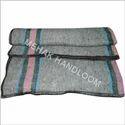 Striped Acrylic Blanket