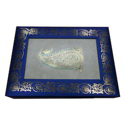Blue Dry Fruits Box