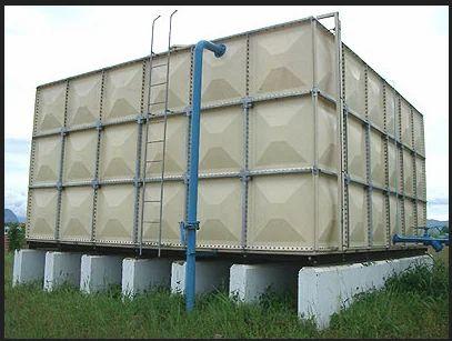 Water Tanks Grp Panel Tank Smc Panel Tank Manufacturer
