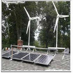 Wind Hybrid Solar Inverter