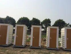 FRP Prefab Portable Toilets