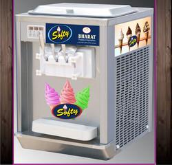 Softy Ice Cream Dispensing Machine